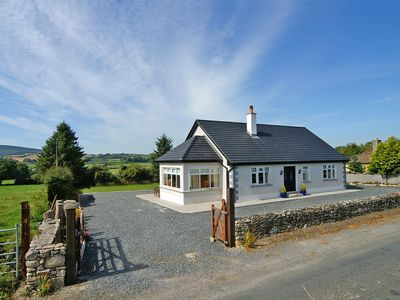 Photo for Detached bungalow with fine outlook of the rolling hills and valleys in attractive and peacefu…