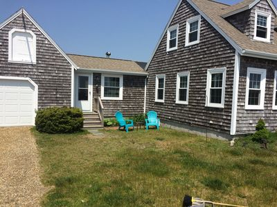 Photo for Beachfront Cape Home Located Directly On Rye Beach, NH.  USA