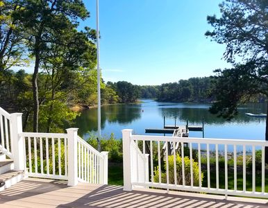 Photo for Spectacular Bass River Home With Private Dock, Kayaks and Canoes