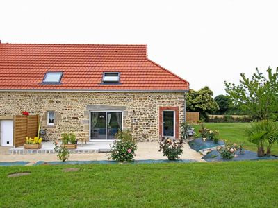 Photo for Semi-detached house, Bacilly  in Manche - 4 persons, 2 bedrooms