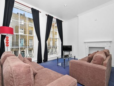 Photo for Apartment 1.1 km from the center of London with Washing machine (632458)