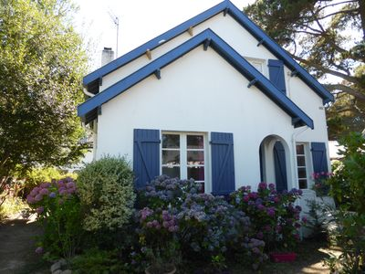 Photo for Beautiful House (90m2) for 4 persons 100m from the Grande Plage