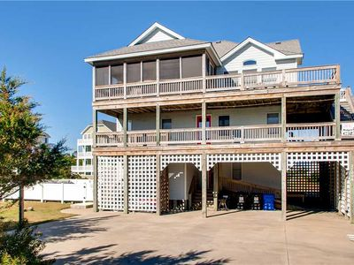 Photo for Legendary Fun! Oceanview, Elevator, Pool, Hot Tub, Game & Media Rms, DogFriendly