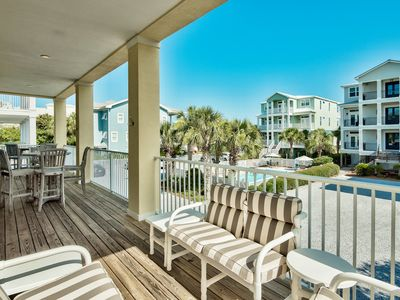 Photo for *Recently Renovated* in Seagrove w/ Gulf Views, Pool & Only Minutes from Seaside