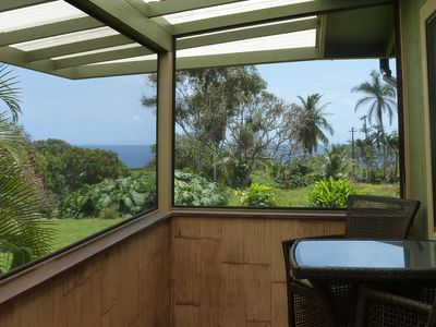 Photo for Great location between Hana Town and Hamoa Beach, private, family-friendly