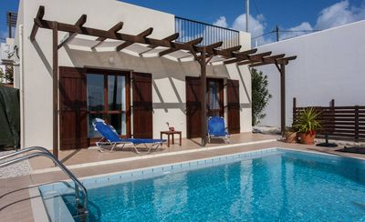 Photo for Cosy Villa with private pool!