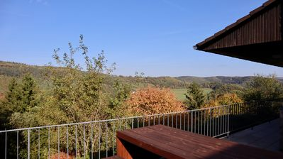 Photo for Holiday house view of Dedenborn - Monschau Rursee