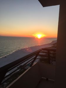 Photo for Beachfront condo with sweeping ocean views from a corner condo with 3br and 3ba