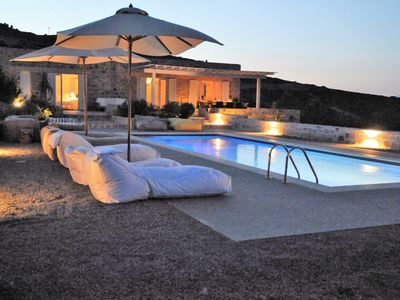 Photo for Luxury house with swimming pool and mediteranean cuisine