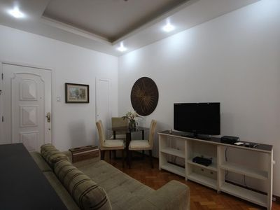 Photo for Apartment in Rio de Janeiro with Lift, Air conditioning (740974)