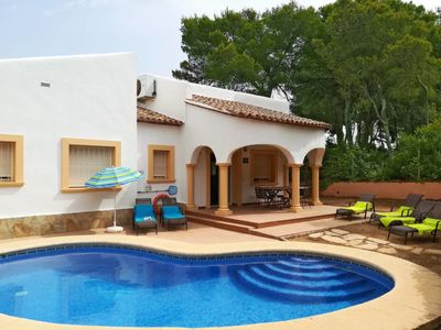Photo for 3BR Villa Vacation Rental in Xàbia