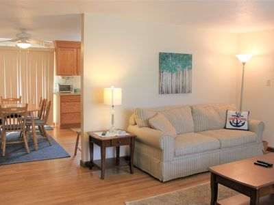 Photo for LONG POND BEACH AREA! PET-FRIENDLY! CLOSE TO BIKE TRAIL AND CENTRAL A/C!