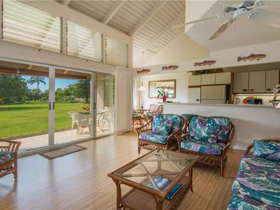 Photo for Relax in comfort on the north shore of Kauai at this luxurious condominium