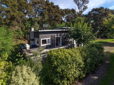 Photo for Sunny, sheltered, spacious, 50 metres to the beach