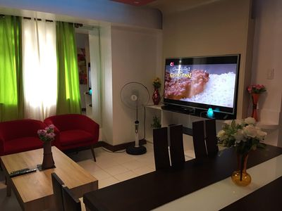 Photo for Davao City Camella Northpoint with CABLE tv & free WiFi 2