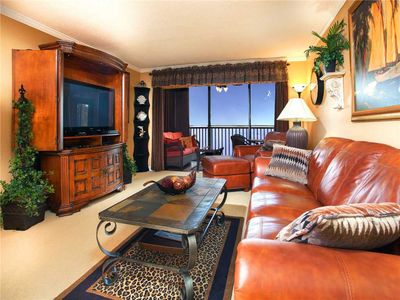 TV With A View! - Your toughest decision is going to be whether to watch the great views or the TV. . . . . What will you choose?