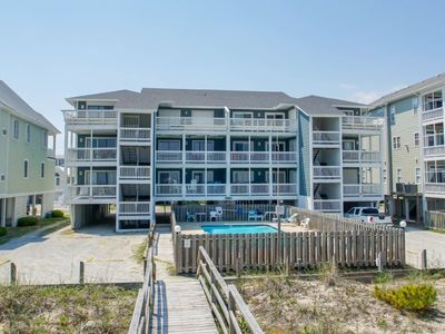 Photo for Kathryn's View: Ocean front, Carolina Beach, swimming pool, incredible views