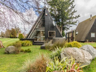 Photo for Two Tui with Spa - Ohakune Holiday Home