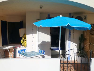 Photo for Biablu - Apartment ground floor, newly renovated, free wifi, ideal for 2 persons