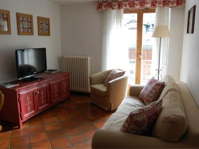 Photo for Apartment in the heart of Courmayeur, Via Roma 97, * accommodation n. 2*
