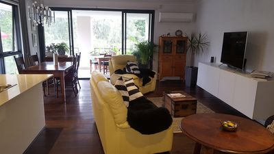Photo for Cosy, family friendly, close to beach, playground, cafes,transport.