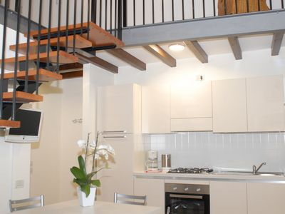 Photo for CASA ALPINO Apartment on two levels 4 people