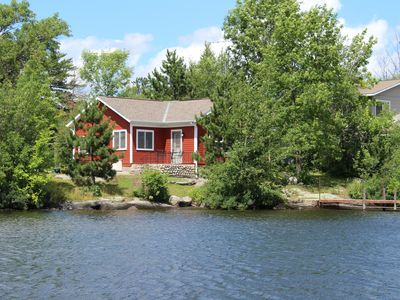 Experience Lake Vermilion's Charm in our Beautiful Renovated Cabin!