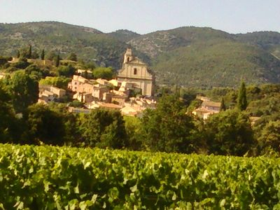 Photo for Village house at the foot of Ventoux!