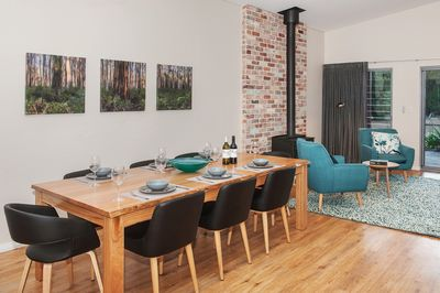 Marri 8 seater dining table