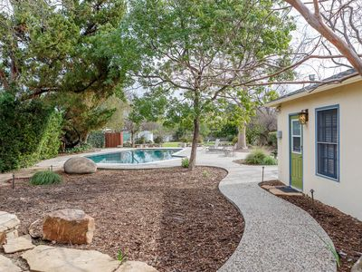 Photo for Sherwood Forest Oasis w/Huge Sparkling Pool & Guest House! By CSUN
