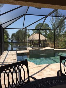 Photo for Southwest Florida Saltwater Canal hideaway