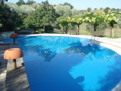 Photo for House with swimming pool close to  Rome - 9 sleeps