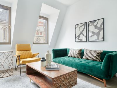 Photo for Sonder | Maughan Library Apartments | Sleek 3BR
