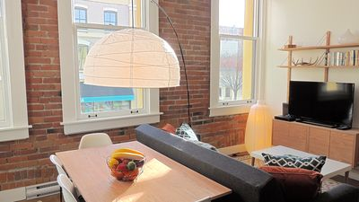 Photo for Urban Lifestyle, Downtown Location - Free WiFi - Parking Incl - Great Location!