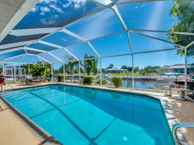 Photo for Roelens Vacations - Villa Reeling Retreat - Cape Coral