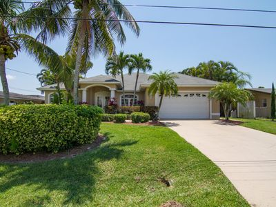 Photo for Gulf Access, Southern Exposure Heated Pool Home!!!