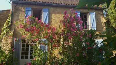 Photo for Provençal House with character located in Plan de la Tour