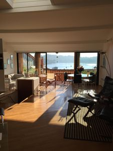 Photo for 1BR apartment in Old Town, sea view,close to the beach ,