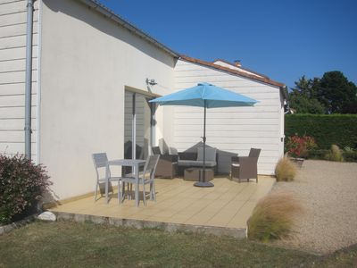 Photo for House Tharon Beach between Pornic and St. Brevin 600 m from the beach,