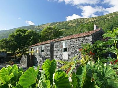 Photo for Azorean Traditional Stone Cottages with Seaview!!