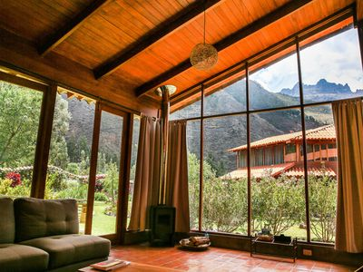 Photo for Breathtaking houses in the Sacred Valley of Peru
