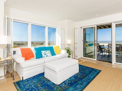 Photo for BEACH! *5 Stars* Best 1st Flr Corner * Open Deck *Amenity Cards * Fido Friendly
