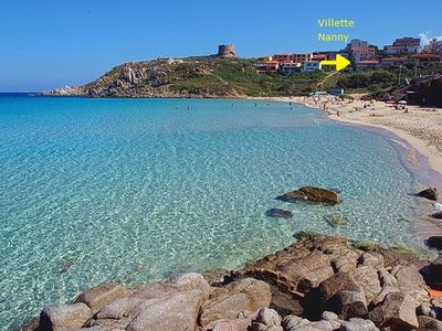 Photo for Villetta Nanny -50 meters from the beach of Rena Bianca