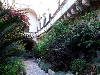 Photo for The Secret Garden in the historic center of Lecce.