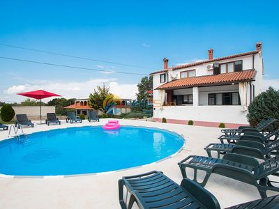 Photo for Apartment 1816/21517 (Istria - Barban), Family holiday, 8000m from the beach
