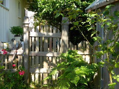 Photo for Ocean View, Wooded, Private Retreat In Nye Beach, Newport, Oregon