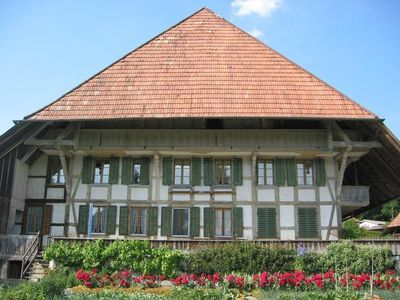 Photo for Holiday apartment Seeberg for 4 - 5 persons with 2 bedrooms - Farmhouse