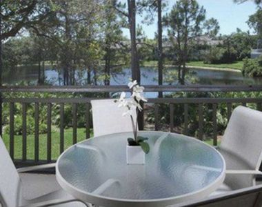 Enjoy the view of the lake and its wildlife from the 2nd story screened lanai