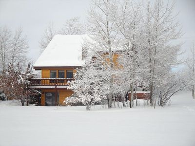 Photo for Charming home on Ski Hill Road with Hot Tub