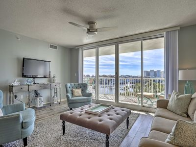 Photo for NEW! Oceanfront Destin Condo w/Pool-Walk to Beach!